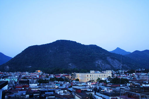 El Cerro del Borrego