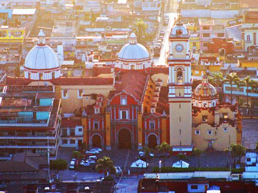 Catedral de San Miguel, Orizaba Veracruz.