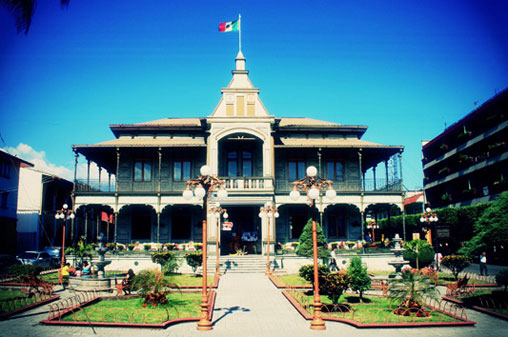 Palacio de Hierro