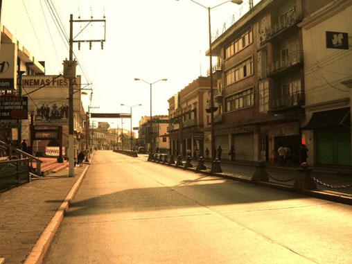Calle Real, Poniente 7 Orizaba Veracruz.