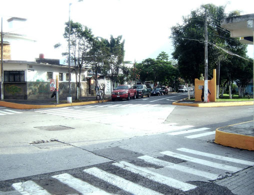 Calles de la ciudad de Orizaba