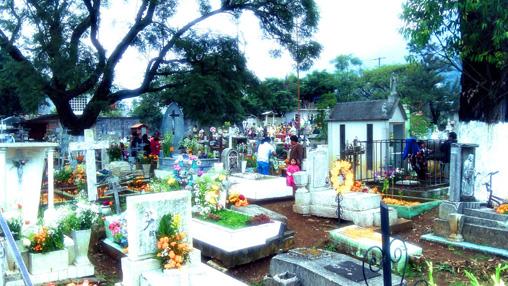 Día de Muertos en la región de Orizaba