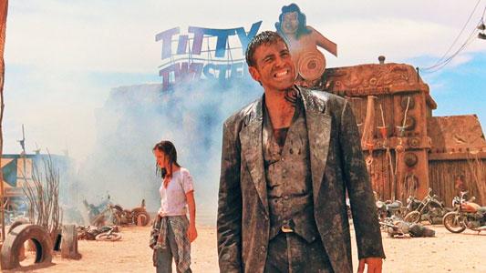 Ejemplo de estereotipo de Mexico en el cine americano estadounidense.