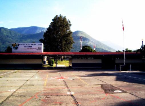 Escuela Bachilleres America EBA, Ciudad Mendoza Veracruz
