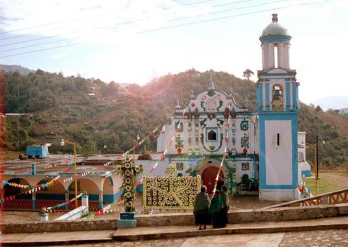 Iglesia de la congregación de Necoxtla