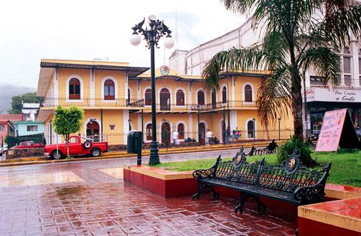 Palacio Municipal Cd. Camerino Z Mendoza, Veracruz, México.