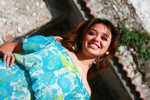 Paola Acevedo, chica del mes