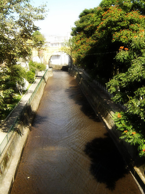 Río Orizaba y Puentes