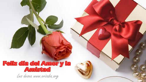 feliz dia del amor y amistad. Feliz Dia Del Amor Y Amistad.