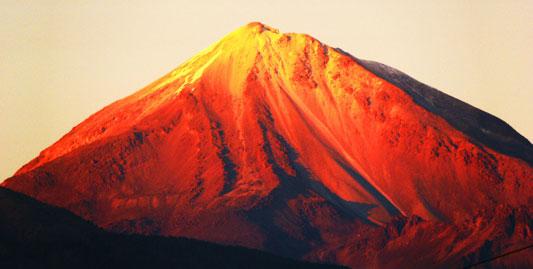 Galería del Pico de Orizaba, fotos profesionales