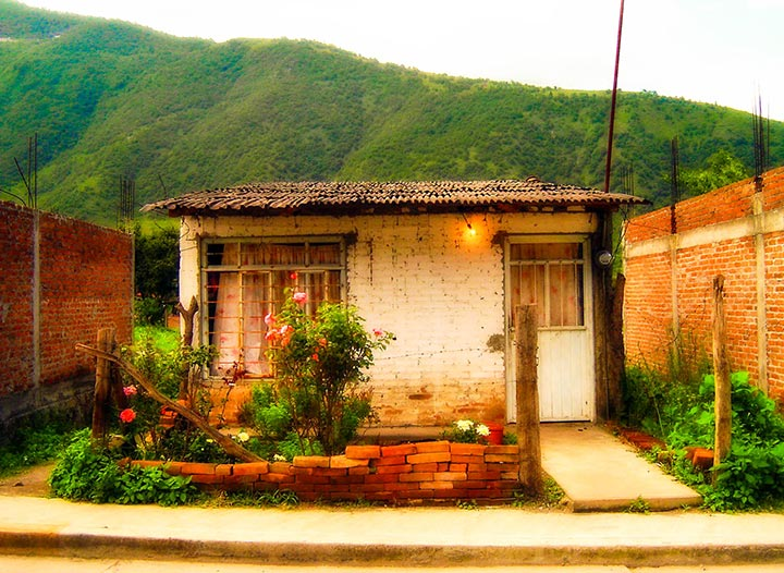 La casa embrujada de Nogales, Veracruz