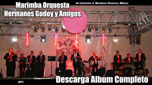 Marimba Hermanos Godoy y Amigos