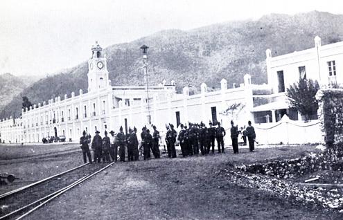 Matanza Huelga de Río Blanco Veracruz