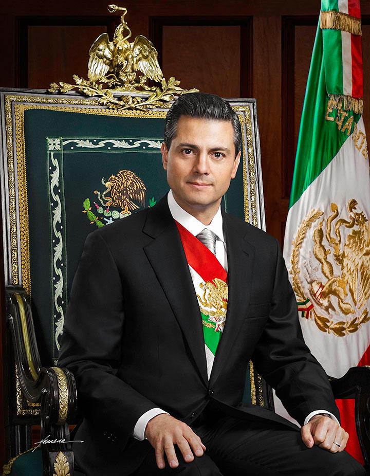 Enrique Peña Nieto, Presidente de México. Prejuicios y estereotipos de México.