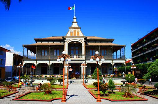 Palacio de Hierro, Orizaba Veracruz, México.