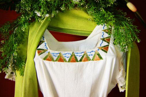Conozca todo acerca de la vestimenta tipica de la ciudad de Orizaba.