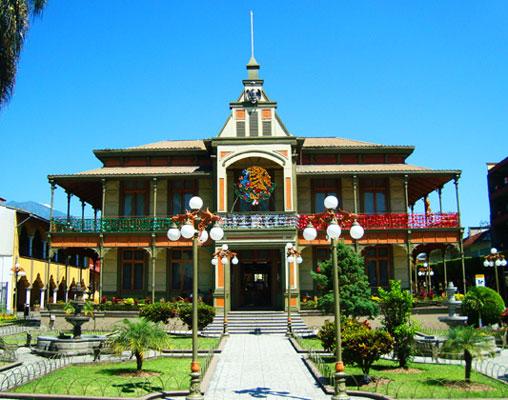 Palacio de Hierro, Turísmo Orizaba.