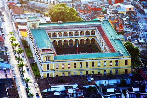 Palacio Municipal de Orizaba Veracruz
