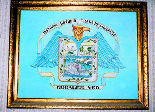 Escudo de Nogales, Veracruz