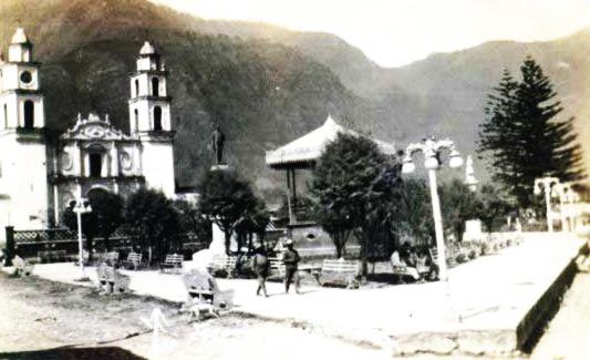 Historia de la Ciudad de Nogales, Veracruz México.