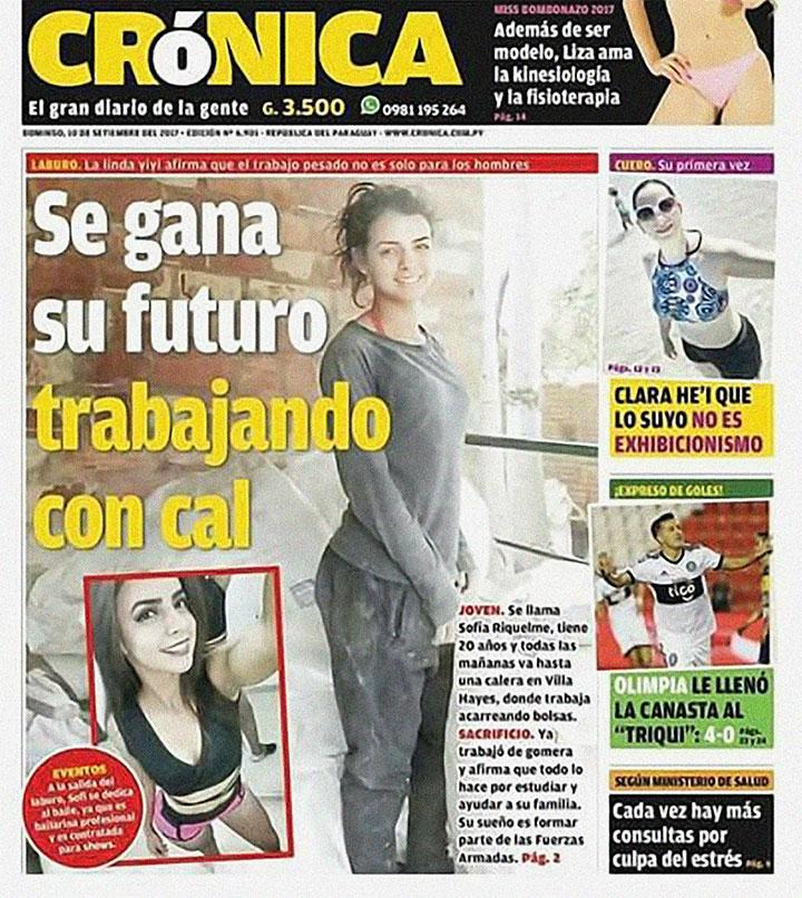 Chica de la Semana OrizabaVer - Sofia Soledad Riquelme